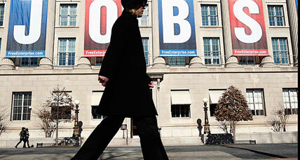 Jobless claims fall to four-year low as economy rebounds