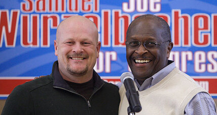 'Joe the Plumber' wins Ohio primary, faces tough race in November