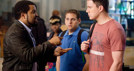 Funny moments with Jonah Hill in '21 Jump Street': movie review (+trailer)