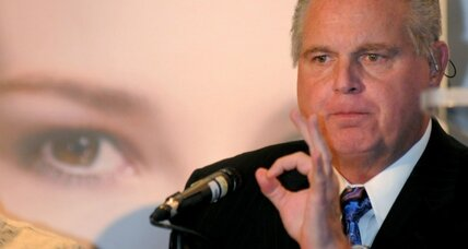 Rush Limbaugh 'slut' comment reveals a double standard on sex