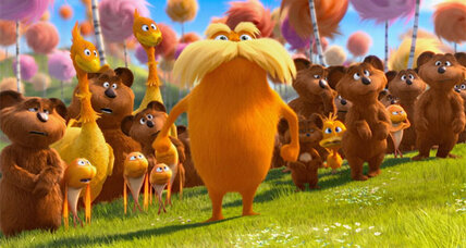 'Dr. Seuss' The Lorax' actor Danny DeVito talks about the new movie