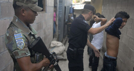 Street gangs on the rise in South America: Are Central America's 'Maras' among them?