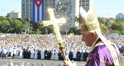 Pope in Cuba: Trip shows how church playing balancing act (+video)