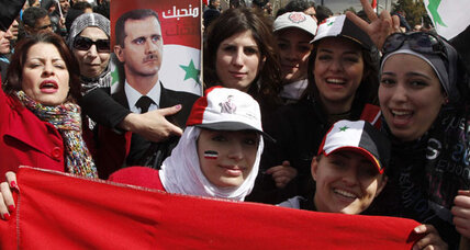 Why Syria's Assad could hang on for a decade or more (+video)
