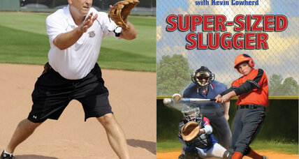 Cal Ripken Jr. co-authors a second children's book