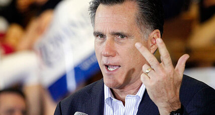 Mitt Romney edges Obama in poll on eve of Alabama, Mississippi primaries