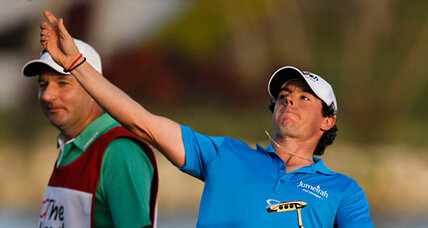 Rory McIlroy survives Tiger Woods best-ever finish