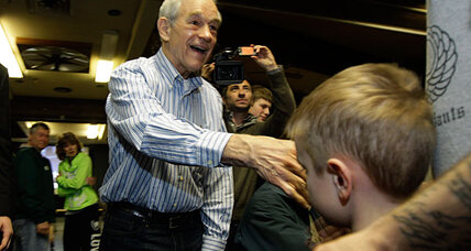 How many Romneys are voting for Ron Paul?