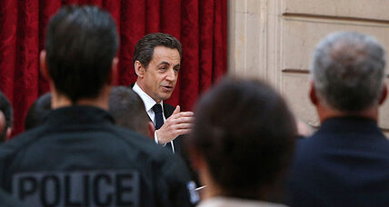 Sarkozy asks Al Jazeera not to broadcast Toulouse video