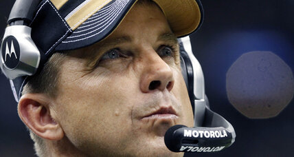 Saints' Sean Payton suspended for 2012 NFL season over player bounties