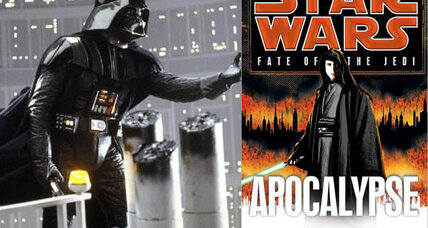 'Star Wars' novels: still on bestseller lists