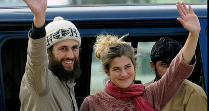 Swiss couple, held by Taliban, 'escape'