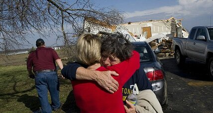 Somber searches resume as tornado outbreak leaves heartland reeling