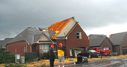 Tornadoes sweep across Alabama, Tennessee, Ohio and Indiana