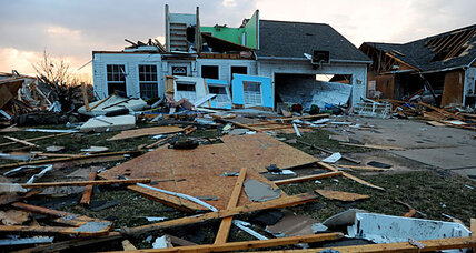 At least 125 homes hammered by tornadoes in Michigan