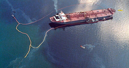 Exxon Valdez bound for scrap heap in India