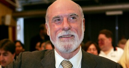 Vint Cerf of Google on Internet rights – interview