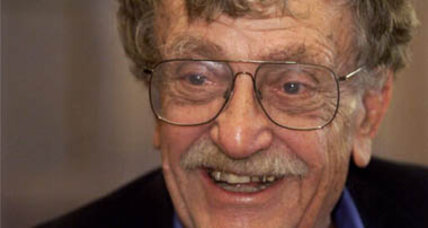 Kurt Vonnegut: unpublished work released through Kindle