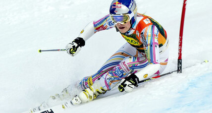 Alpine skier Lindsey Vonn caps a banner year for American snow queens