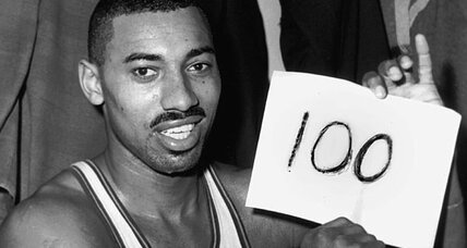 Wilt Chamberlain: How his 100-point game changed pro basketball