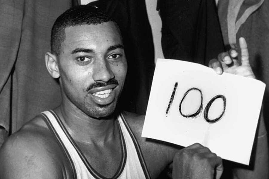 wilt chamberlain how his 100 point game changed pro basketball