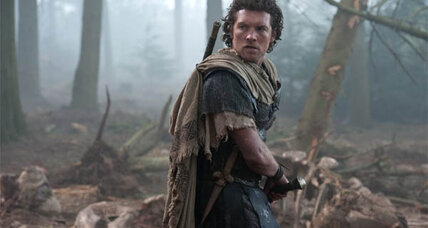 'Wrath of the Titans' has good CGI but a weak script