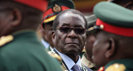 Why Iran wants to beef up Zimbabwe's military