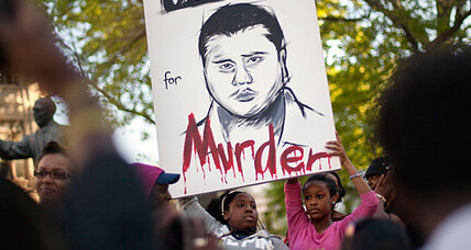 Did Trayvon Martin attack George Zimmerman first?