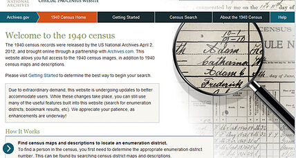 1940 Census data: what you need to know to look up relatives