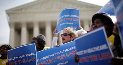Would overturning health-care reform be 'judicial activism'?