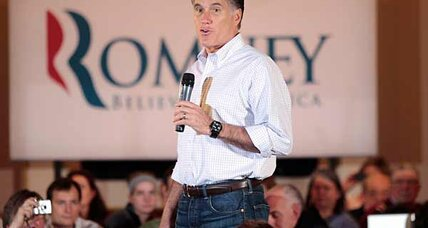 Why Wisconsin primary could be start of something big for Mitt Romney (+video)