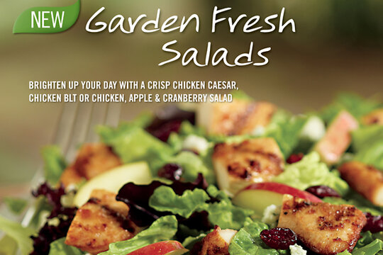 Top 10 Burger King Changes Salads Csmonitor Com