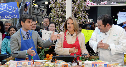 Katie Couric vs. Sarah Palin: why battle for morning show supremacy is so hot