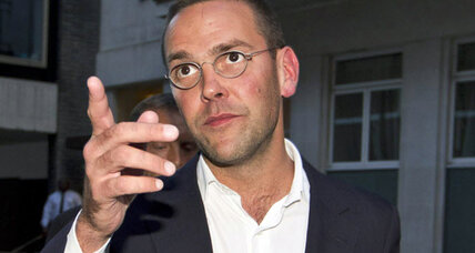 Report: James Murdoch to step down from BSkyB