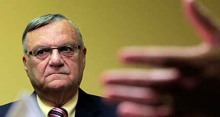 Sheriff Joe Arpaio defies Obama administration, legal showdown likely