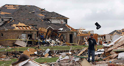 Texas tornadoes: How much warning time was possible? (+video)
