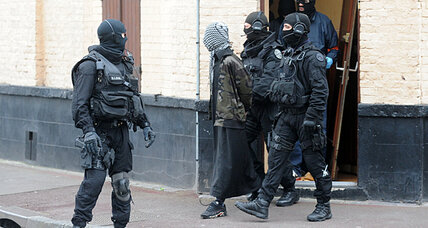 France arrests 10 suspected militants in latest post-Toulouse raids