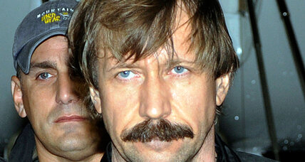 Arms dealer Viktor Bout, blamed for arming Al Qaeda, receives 25 years in prison