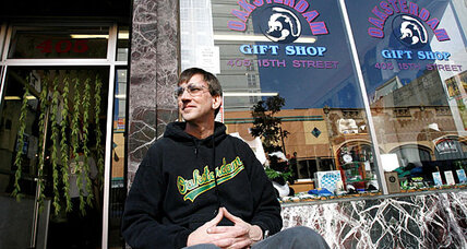 Setback for legal marijuana? Pot raid rattles top cannabis crusader.