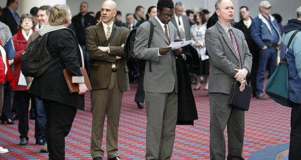 Economy adds 120,000 jobs. Why the dip from bigger gains in early 2012? (+video)
