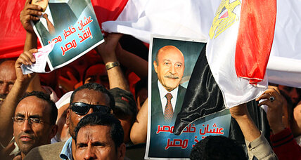 Omar Suleiman, Mubarak's no. 2, enters Egypt's presidential race