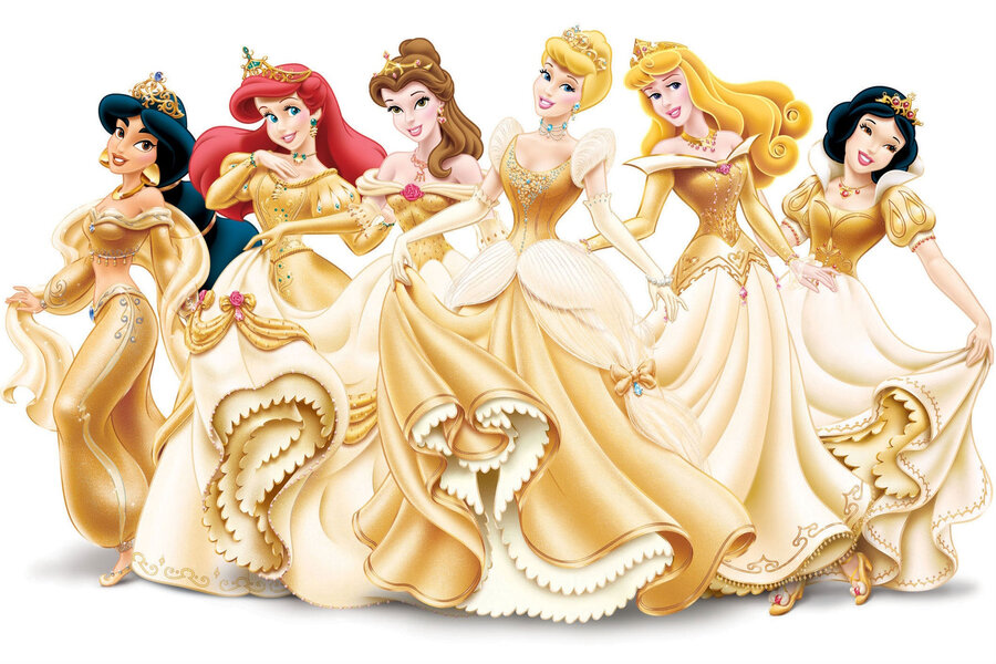 The Disney Princess Divide The Next Mommy Wars Csmonitor Com