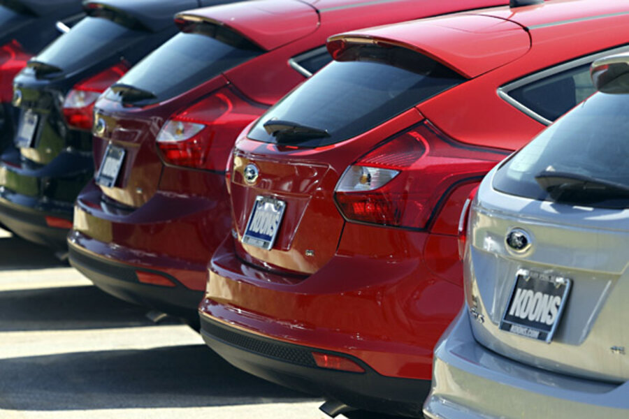 Car Recalls Ford Focus Is Latest Yours On The List