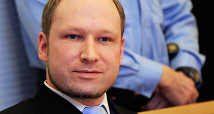 Breivik deemed sane, prison now possible for Norwegian gunman