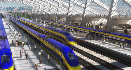 Jerry Brown's Waterloo Station? California high-speed rail takes a new hit.