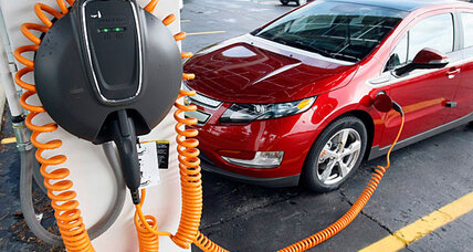 Chevy Volt comeback: gas prices spur best-ever monthly sales