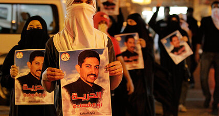 Pressure mounts on Bahrain as hunger striker reaches 62nd day