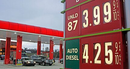 Gasoline prices: Have we reached the top yet, or just a false summit?
