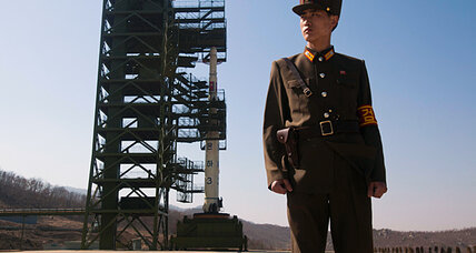 Ready for blastoff: North Korea says rocket is set to go