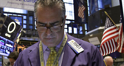 Stocks' worst day in 2012: Dow loses 213